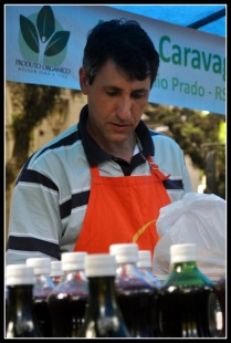 Feira Orgânica - Bom Fim Redenção Porto Alegre - RS - Brasil 2012/12.