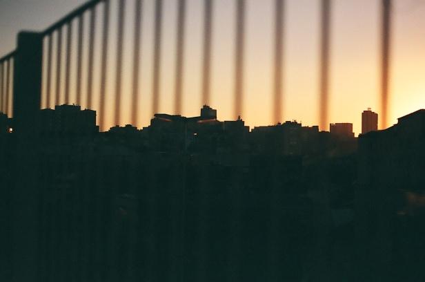 Entardecer em Porto Alegre 01