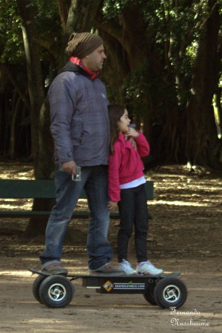 Parque Farroupilha - Redenção.