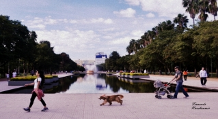 Parque Farroupilha - Redenção