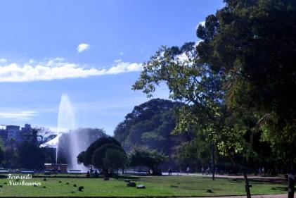 Parque Farroupilha - Redenção - Porto Alegre - RS - Brasil