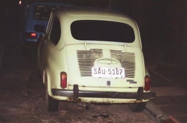Automóvel - Montevidéu - Uruguay