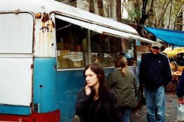 Feira de Tristan Navaja - Montevidéu - Uruguay