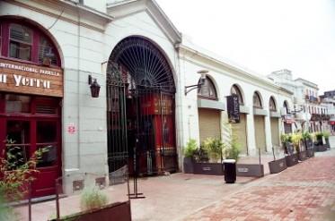Mercado del Puerto - Montevidéu - Uruguay
