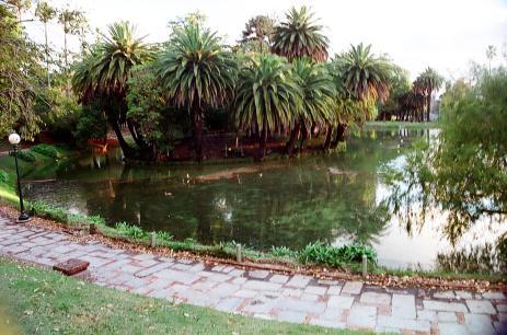 Parque Rodó - Montevidéu - Uruguay