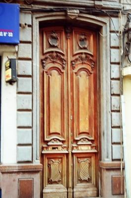 Porta Cidade Velha - Montevidéu - Uruguay