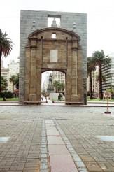 Portão da Cidade Velha - Montevidéu - Uruguay