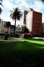 Praça Matriz - Montevidéu - Uruguay