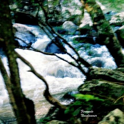 Cachoeira - Morro da Borrússia
