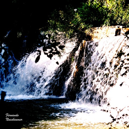 Cachoeira - Morro da Borússia