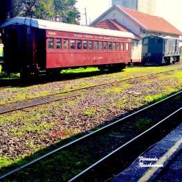 Estação Ferroviaria - Bento Gonçalves - RS - Brasil