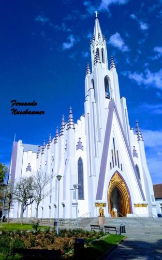 Igreja - Bento Gonçalves RS Brasil