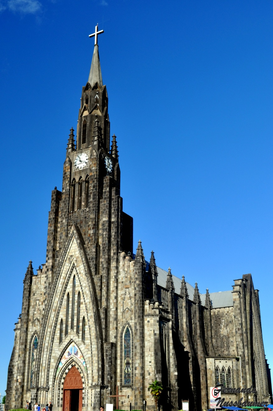Igreja de Pedra - Canela - RS - Brasil
